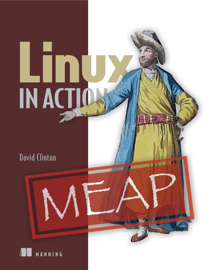 Linux in Action - Manning