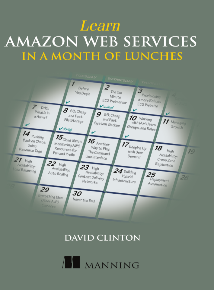 Learn AWS in a Month of Lunches