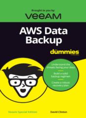 AWS Data Backup for Dummies - Veeam